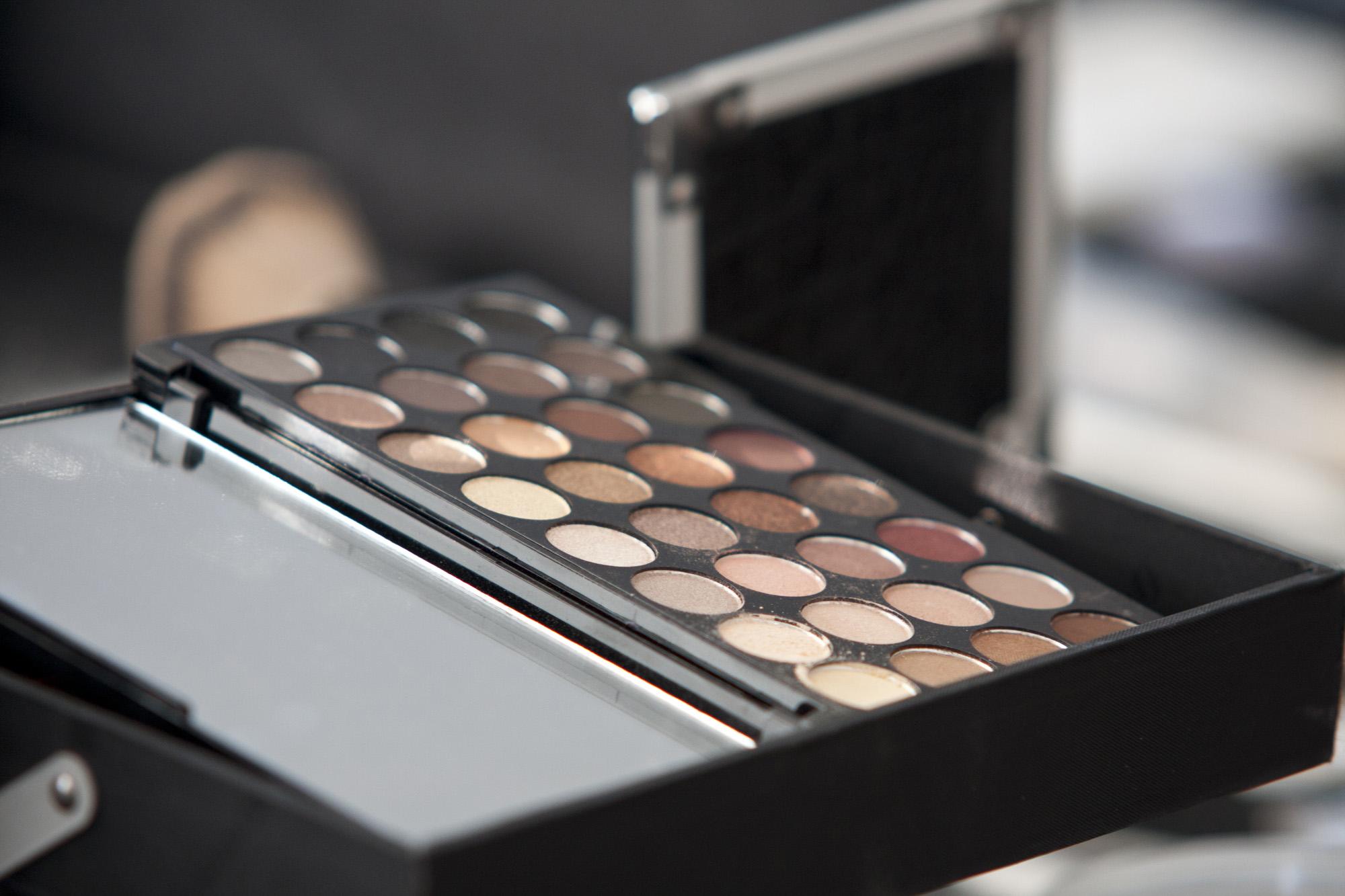 Make-up für<br>jeden Anlass